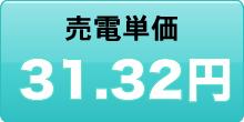 売電単価31.32円