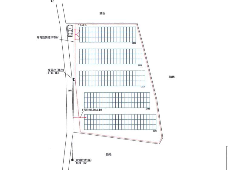 CB管理No.HM100960【18円案件】千葉県印旛郡酒々井町 売電単価19.80円!
